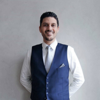 Our Team | Sacha Milazzo Mercier | Director & Cofounder of G&M Fashion Career
