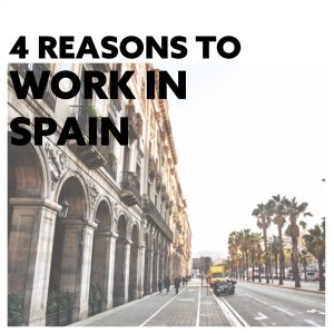 WHY YOU SHOULD CONSIDER A FASHION JOB IN SPAIN