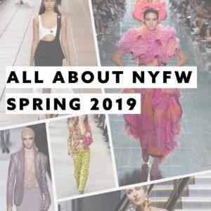 G&M covers #NYFW